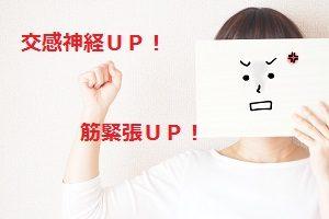 ストレスで怒っている人の画像